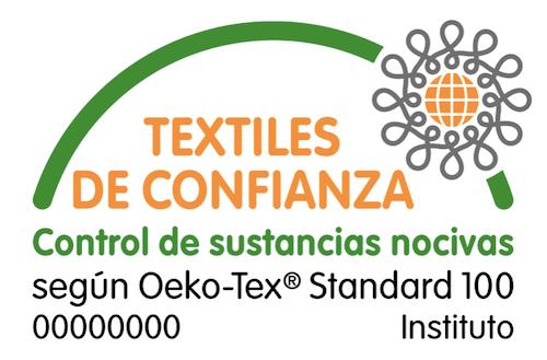 logo certificado Oeko-Tex