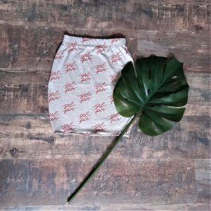 Falda de tubo de muestra