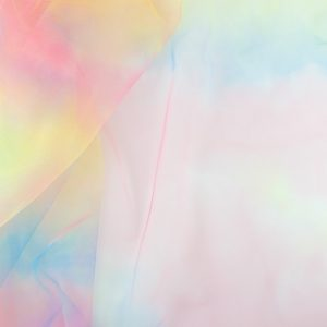 Tul degradado multicolor¡colot
