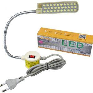 luz led para máquina de coser